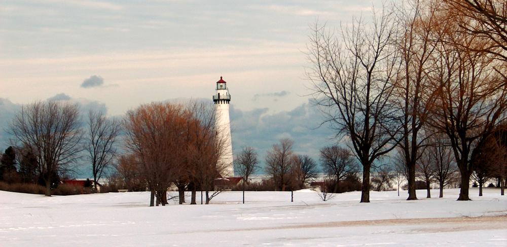 Latarnia nad Jeziorem Michigan